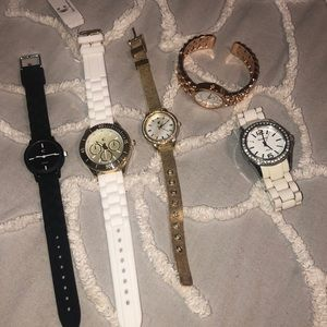 Set of 5 Watches